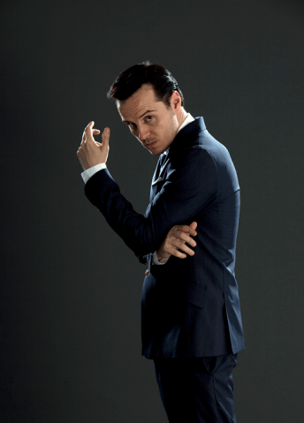Sherlock - Photos Promotionnelles - Professeur Moriaty