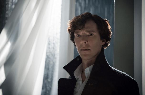 Sherlock - Saison 3 - Stills