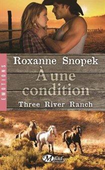 A Une Condition de Roxanne Snopeck