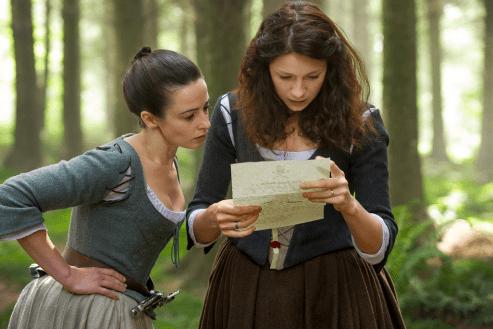 Outlander -S01P02 - Stills