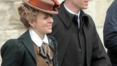 Photo de Sherlock, les premières photos du tournage !