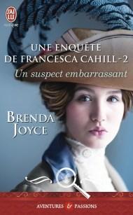 Un Suspect embarrassant de Brenda Joyce