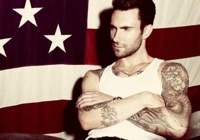 Adam Levine 8