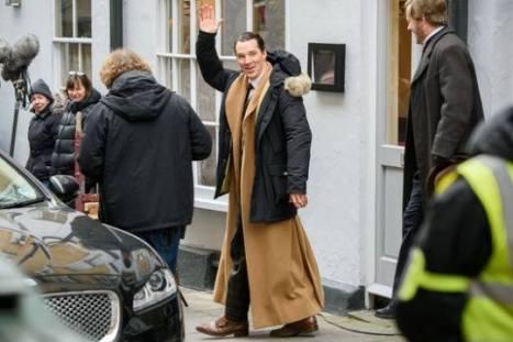 Tournage Sherlock Special