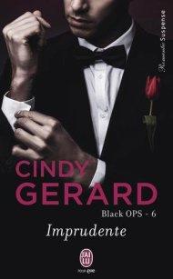 Black OPS T6 - Imprudente de Cindy Gerard