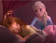 Elsa et Anna - Frozen Fever 1