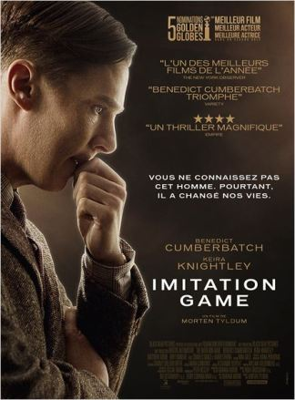 The Imitation Game Affiche