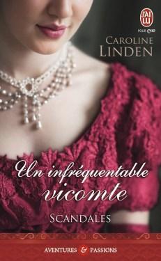 Un infréquentable Vicomte de Caroline Linden