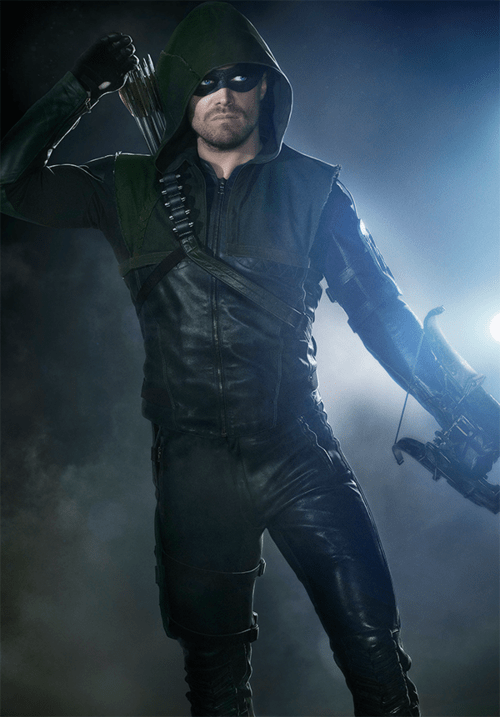 Arrow - Photos Promotionnelles - Oliver Queen