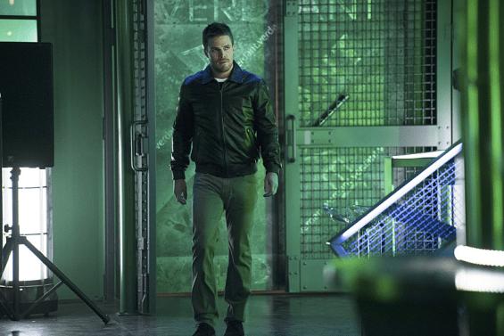 Arrow - S03E16 - Stills