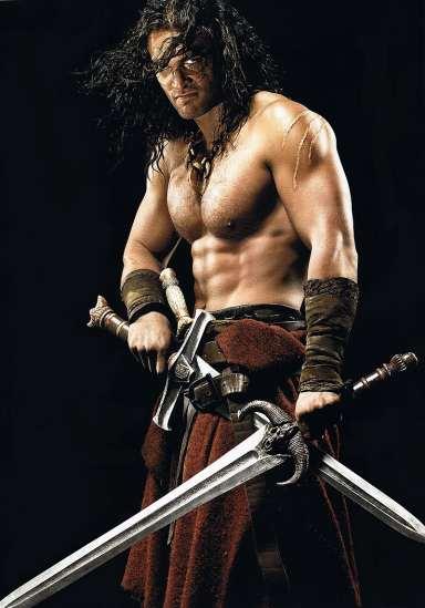 Conan le barbare - jason momoa