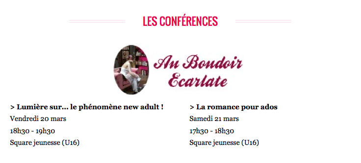 ConférencesSDL2015