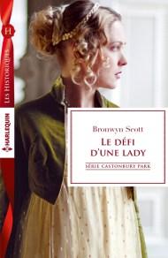 Le défi d'une lady Bronwyn de Scott