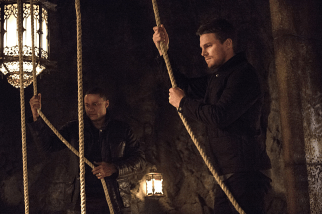 Arrow - S03E20 - Stills