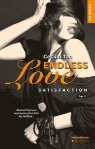 Endless Love tome 3 - Satisfaction de Cecilia Tan