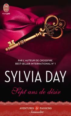 Sept ans de désir de Sylvia Day