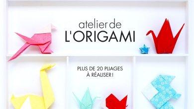 Photo of L'atelier de l'origami d'Adeline Klam