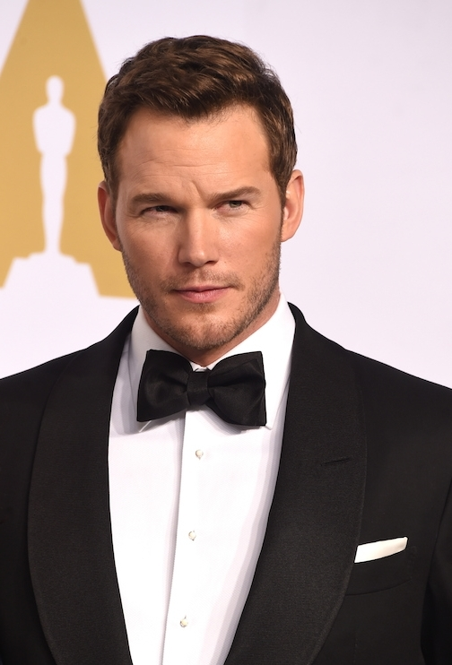 Chris Pratt 2