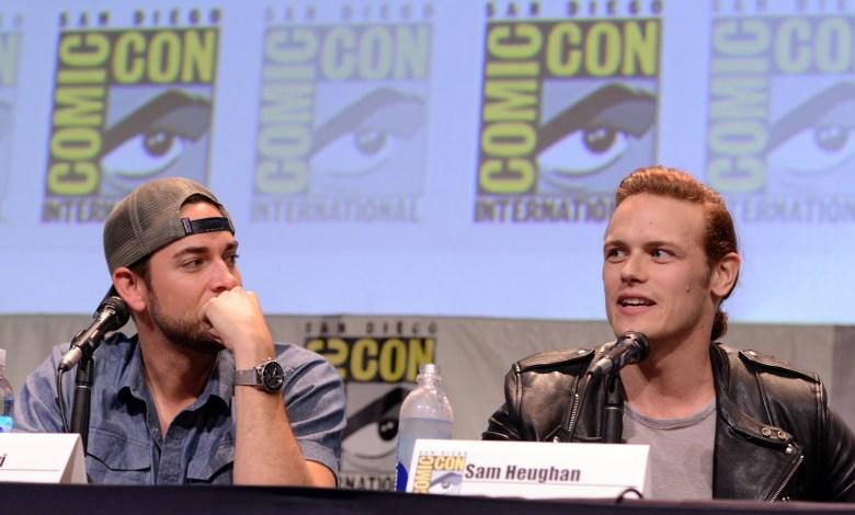 Photo de Outlander au Comic-Con 2015