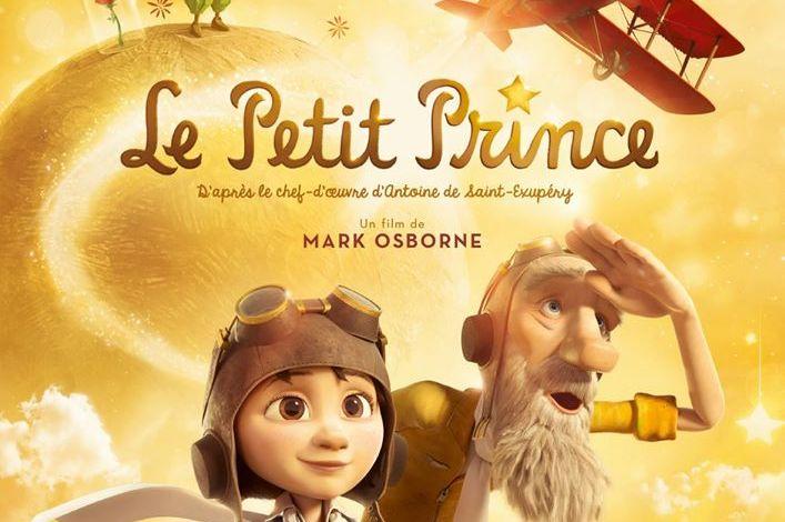 Photo of Le Petit Prince de Mark Osborne