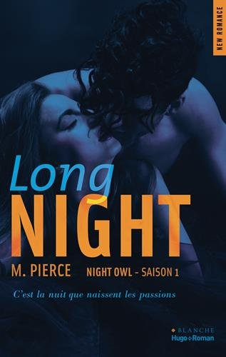 Night Owl T1-Long Night de M Pierce