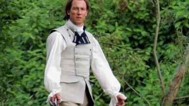 Photo de Outlander S2 – Black Jack est de retour !