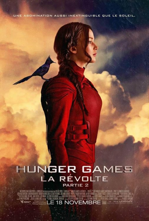 Poster Hunger Games 4 Katniss