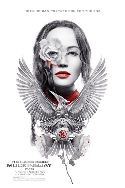 Poster imax Hunger Games 4