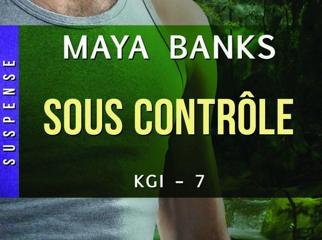 Photo of Sous Contrôle de Maya Banks