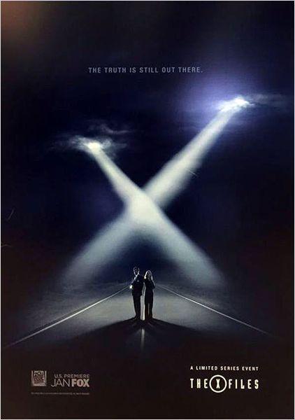 X Files saison 10 poster 1