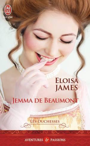 Jemma de Beaumont de Eloisa James