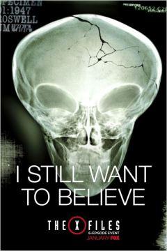 X Files saison 10 poster 3