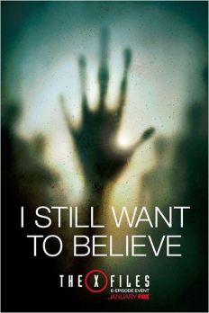 X Files saison 10 poster 5
