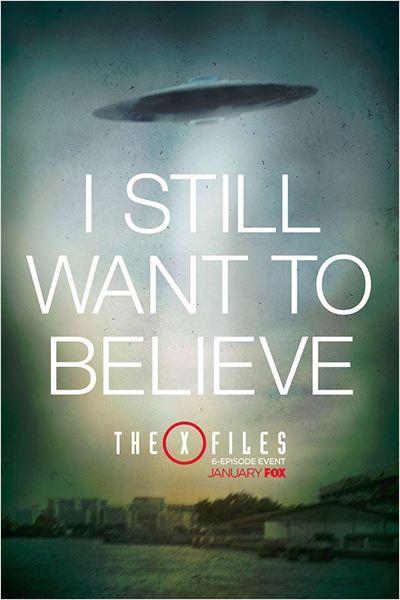 X Files saison 10 poster 7