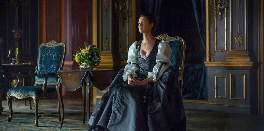 Outlander saison 2 - Claire_