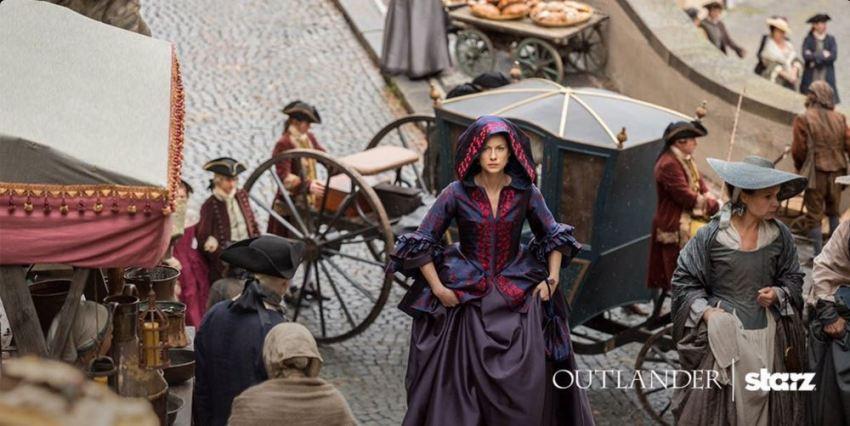 Outlander saison 2 - Claire_2