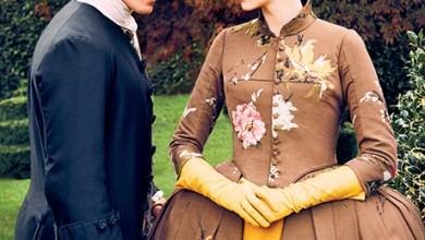 Photo de Outlander S2 – Nouveaux stills de Claire et Jamie !