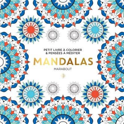 Petit livre à colorier - Mandalas