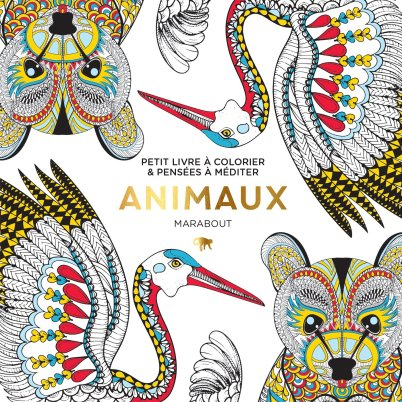 Petit livre à colorier - Animaux