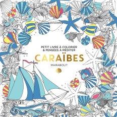 Petit livre à colorier - Caraïbes