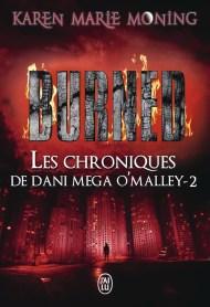 Burned Karen Marie Moning