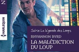 Photo of La Malédiction du Loup de Rhyannon Byrd
