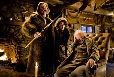Les Huit Salopards de Quentin Tarantino+5