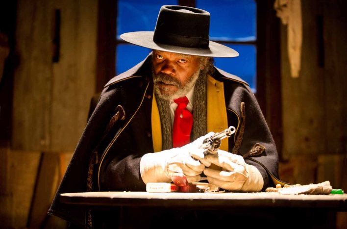 SAMUEL L. JACKSON stars in THE HATEFUL EIGHT Photo: Andrew Cooper, SMPSP © 2015 The Weinstein Company. All Rights Reserved.