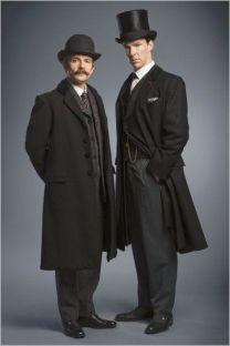 The Abominable Bride _ Sherlock 6