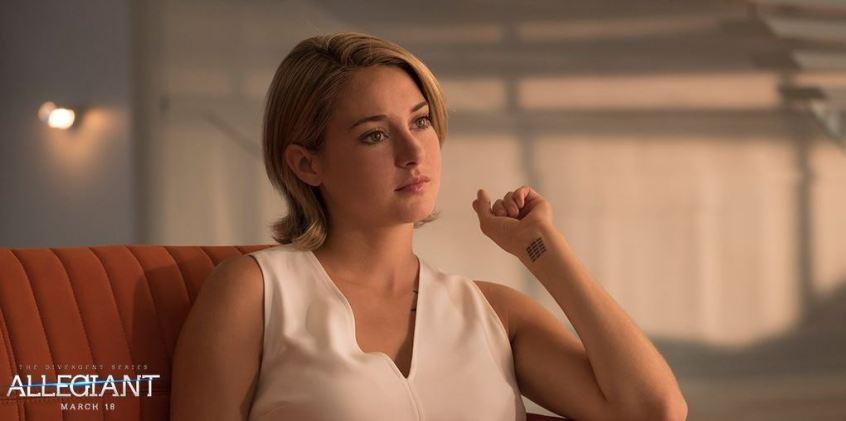 Divergente 3 - Allegiant - still 25 - Tris