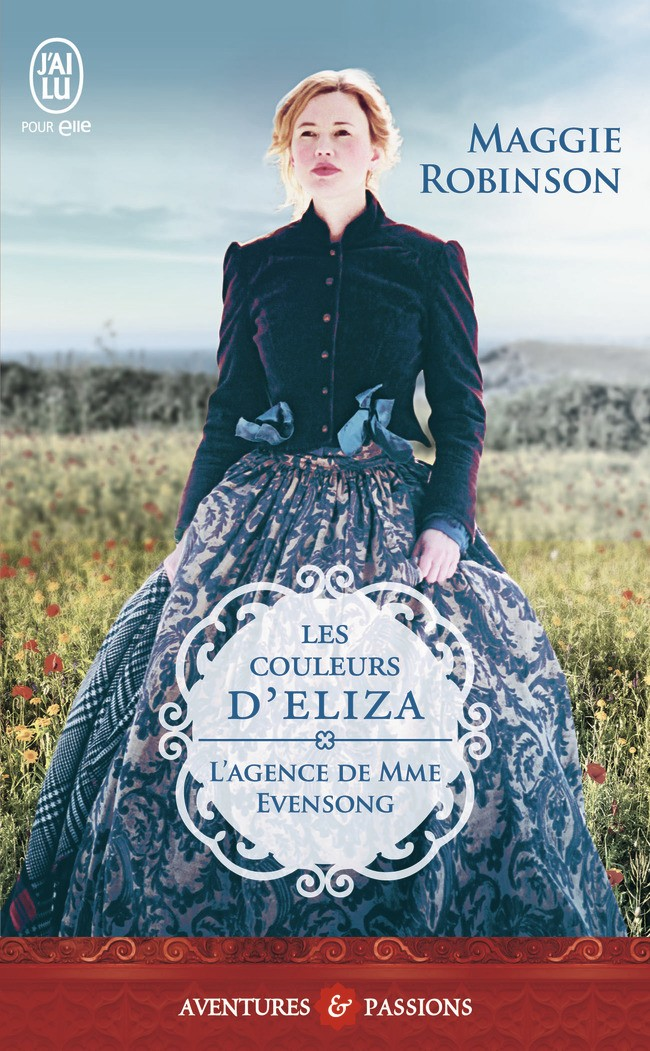 Les couleurs d'Eliza de Maggie Robison