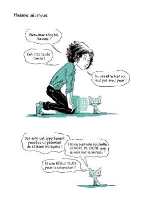 madame - l'année du chat - 3