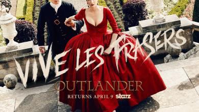 Photo de La saison 2 de Outlander débarque le 9 avril !