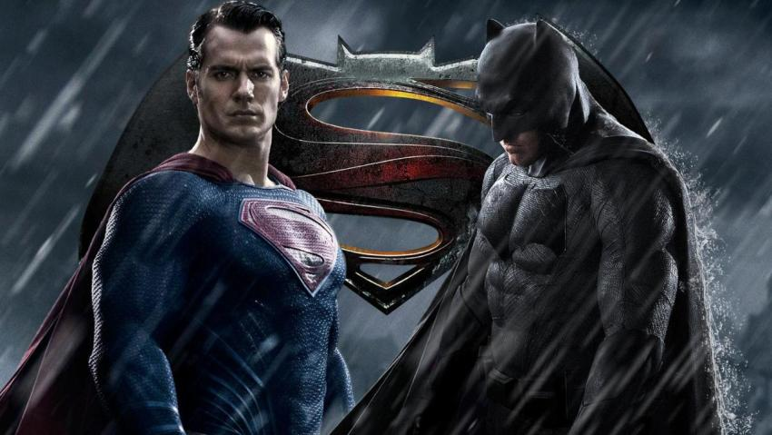 Batman vs Superman 1